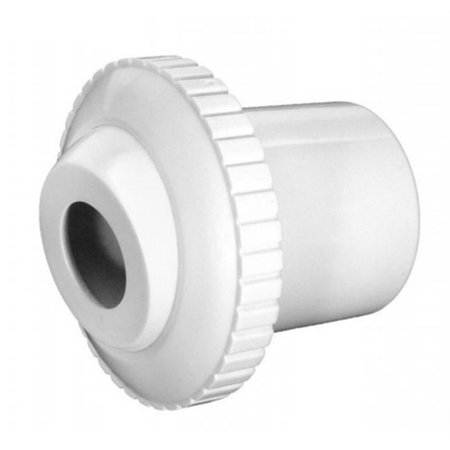 American Pentair Outlet - Pentair 540042 Directional Pool Wall Outlet Insider, White