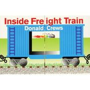 Inside Freight Train (Board Book)