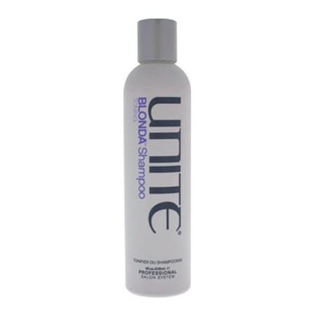 Blonda Shampoo Toning by Unite for Unisex - 8 oz Shampoo - image 3 of 3