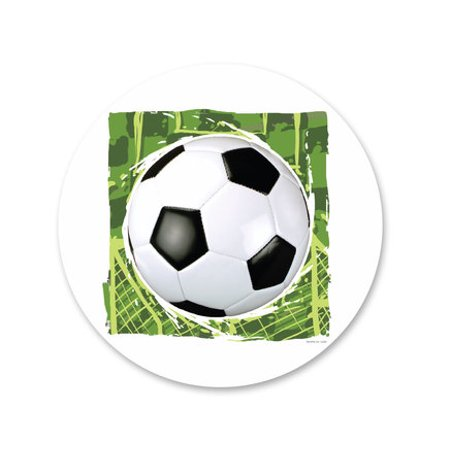Soccer 3D Edible Icing Image Cake Decoration Topper -1/4 Sheet](Soccer Cake Toppers)