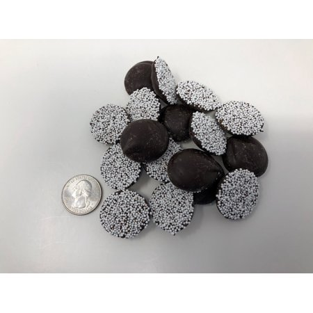 Asher's Nonpareils Gourmet Dark Chocolate Candy nonpareil 1 (Gourmet Chocolate Walnut)