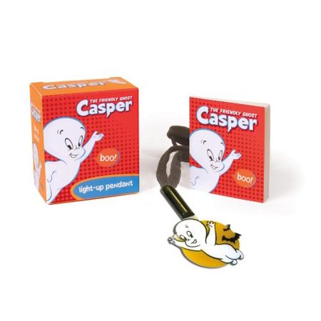 Casper the Friendly Ghost: Light-Up Pendant](Casper The Ghost Halloween)