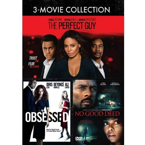 The Perfect Guy / Obsessed / No Good Deed (Walmart Exclusive) (Anamorphic Widescreen, WALMART EXCLUSIVE)