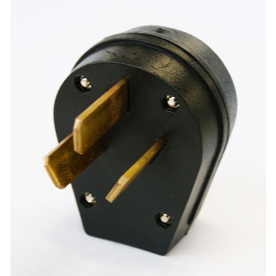 50 Amp Replacement Rv Welder 220 Volt Plug 3 Prong Walmart Com Walmart Com