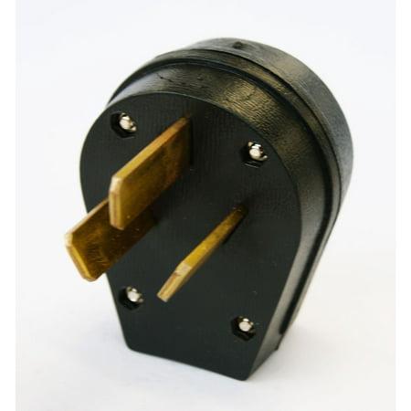 50 amp replacement rv welder 220 volt plug 3 prong. Black Bedroom Furniture Sets. Home Design Ideas