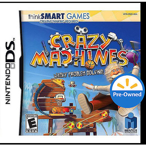 Thinksmart Crazy Machines (DS) - Pre-Owned