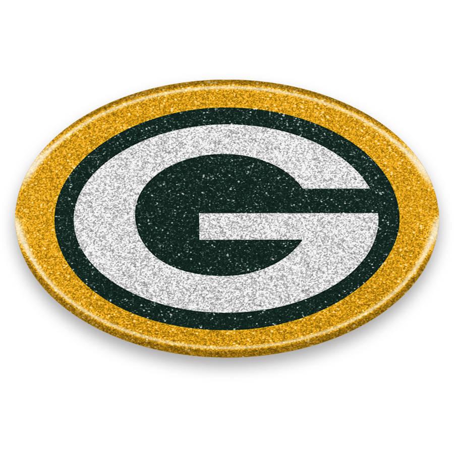 NFL Green Bay Packers Color Bling Emblem