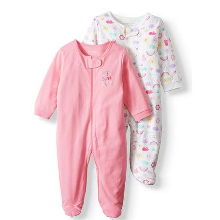 Garanimals Newborn Baby Girl Clothes Shower Gift Set, 20-Piece