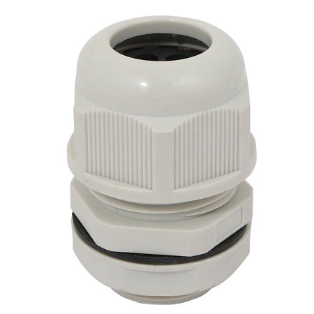 - Unique Bargains M25x1.5mm Nylon 7 Hole Cable Gland Connector Joint 12mm-16mm Wire Range