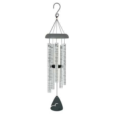 Carson 30 in. Sonnet 23rd Psalm Wind Chime