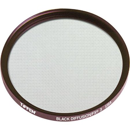 UPC 049383000047 product image for Tiffen 72mm Black Diffusion Special Effects (FX) Filter #3 | upcitemdb.com