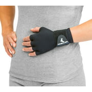 Mueller Reversible Compression Glove, Black, One Size Fits Most