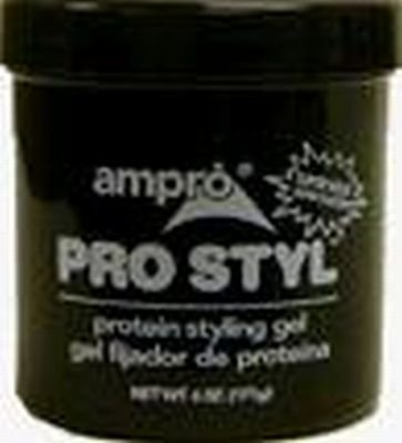Ampro Styling Gel Extra Hold 6 oz. (3-Pack)