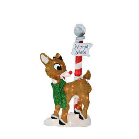 Christmas Decorations Outdoors (Rudolph the Red Nosed Reindeer Christmas 32