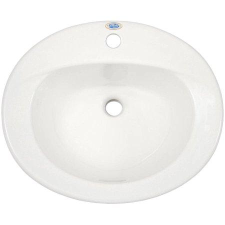Prominence Sanagloss Bathroom Sink - Toto Supreme 20