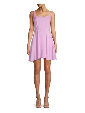 Love Sadie Women's Mini Fit & Flare Dress