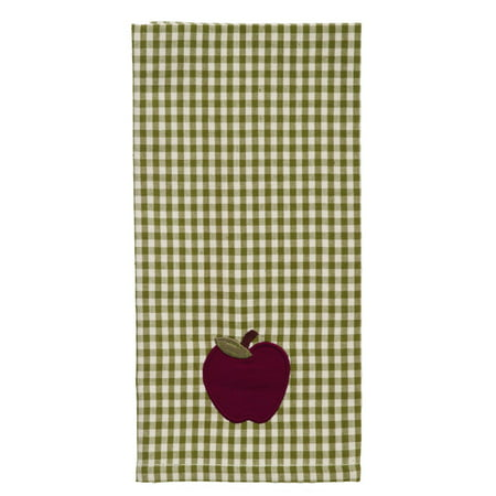 Apple Kitchen Tea Towel - Apple Valley Dishtowel