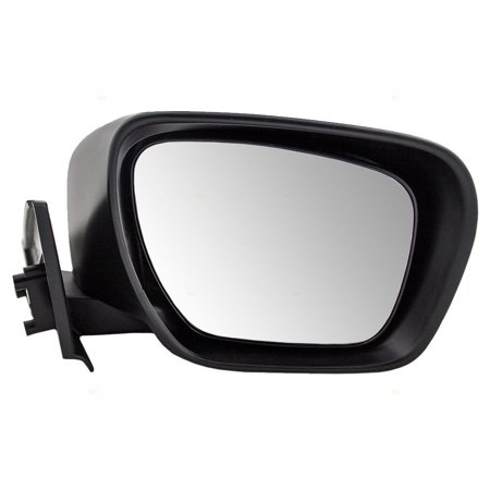 Aftermarket Side View Mirrors - Passengers Power Side View Mirror Replacement for Mazda CC4369120D, Brand new aftermarket replacement By AUTOANDART