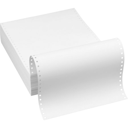Southworth, SOU3552010, Continuous Feed Paper, 1000 / Box, White