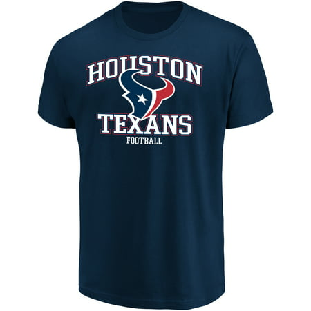 - Men's Majestic Navy Houston Texans Greatness T-Shirt