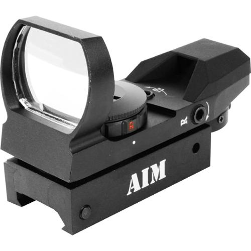 Aim Sports Dual Illumination Scope with 4 Reticles