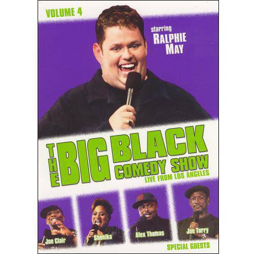 Big Black Comedy - The Big Black Comedy Show, Vol. 4: Live From Los Angeles [DVD]