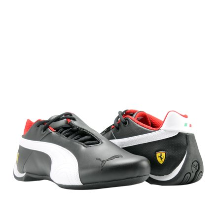 Puma SF Future Cat OG Ferrari Black-White Men's Casual Sneakers 30600602