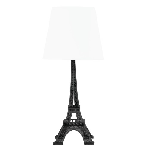 Latitude Run Safford Eiffel Tower 14.5'' Table Lamp