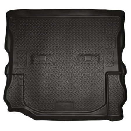 HUSKYLINER 20541 Cargo Area Liner Classic Style, 2011-2015 Jeep Wrangler