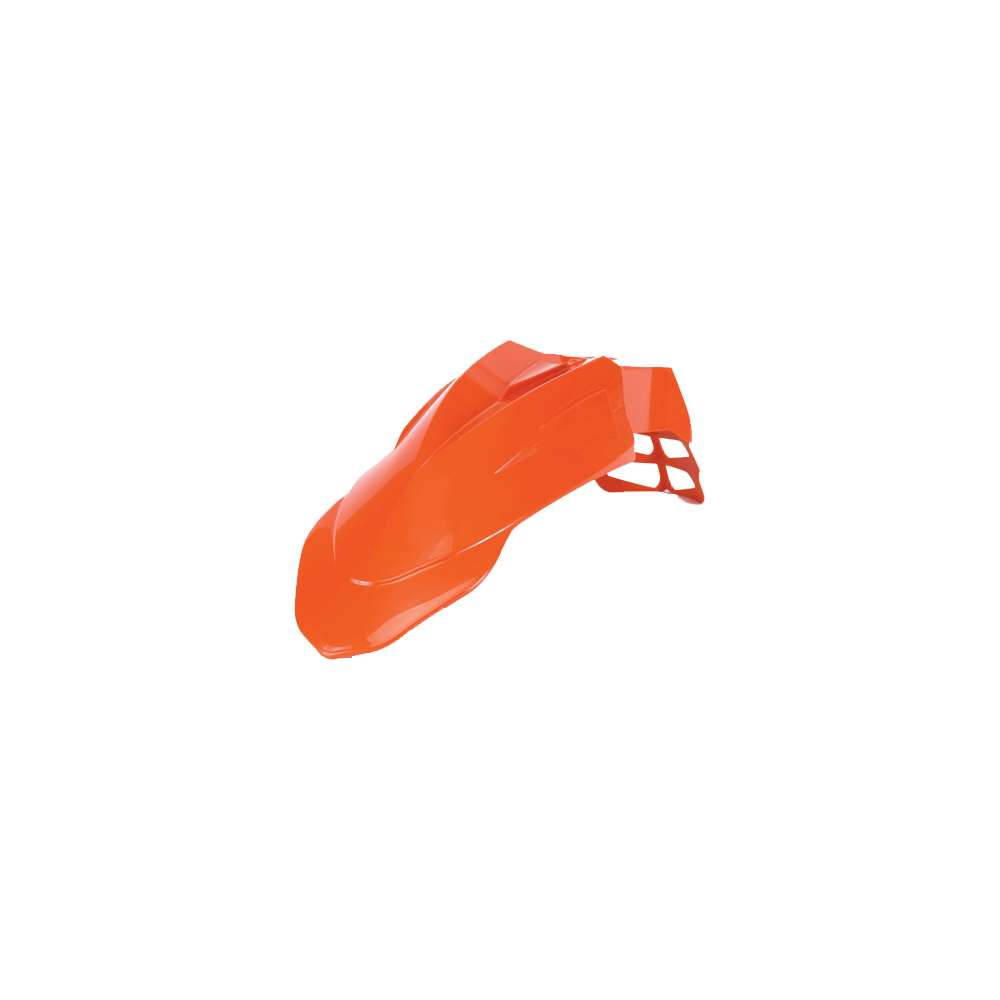 Acerbis Supermoto Front Fender for KTM Orange Universal