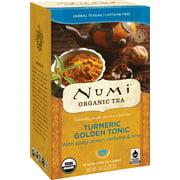Numi Organic Tea, Golden Tonic, Tea Bags, 12 Ct