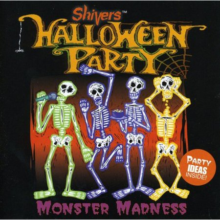 SHIVERS: MONSTER MASH PARTY](Halloween Songs Monster Mash)