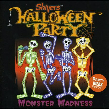 SHIVERS: MONSTER MASH PARTY - Halloween Mix Monster Mash