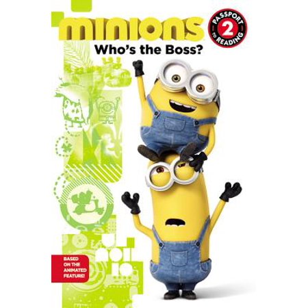 Minions: Who's the Boss? - Name Of The Minions