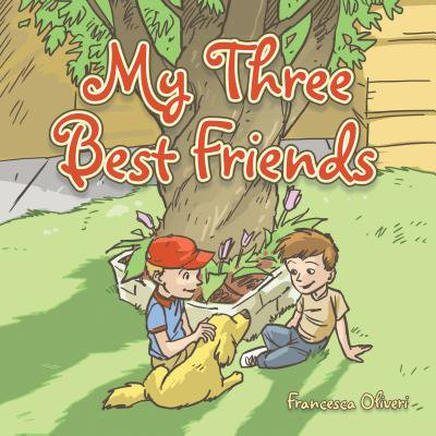 My Three Best Friends - eBook