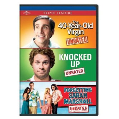 The 40-Year-Old Virgin / Knocked Up / Forgetting Sarah Marshall (Anamorphic Widescreen)