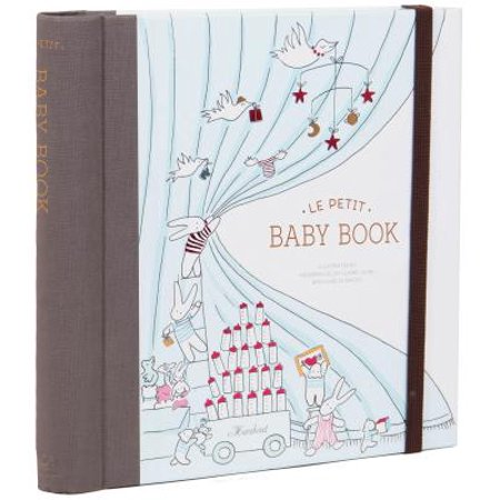 Creations Memories Journal (Le Petit Baby Book (Baby Memory Book, Baby Journal, Baby Milestone Book) )