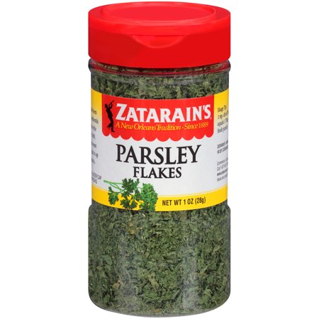 (2 Pack) Zatarain's Parsley Flakes, 1 oz ()