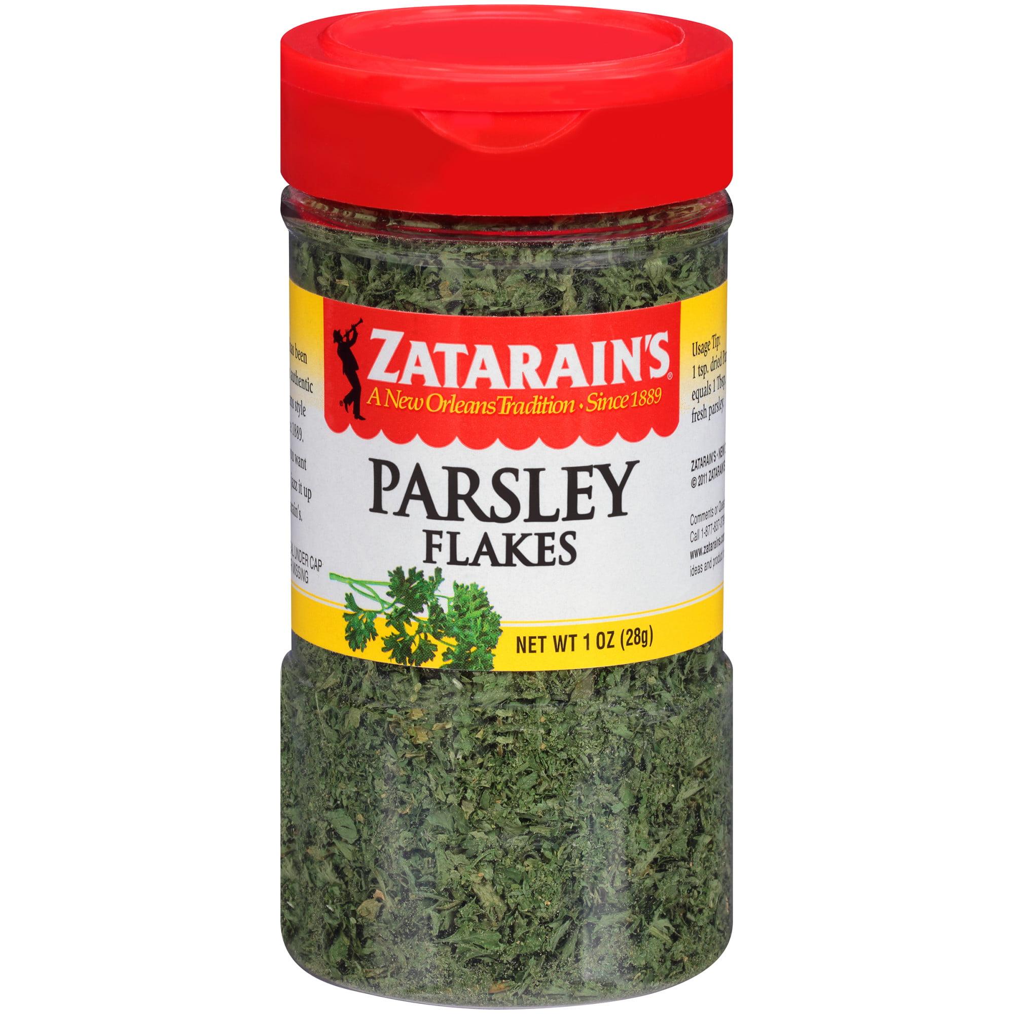 (2 Pack) Zatarain's Parsley Flakes, 1 oz