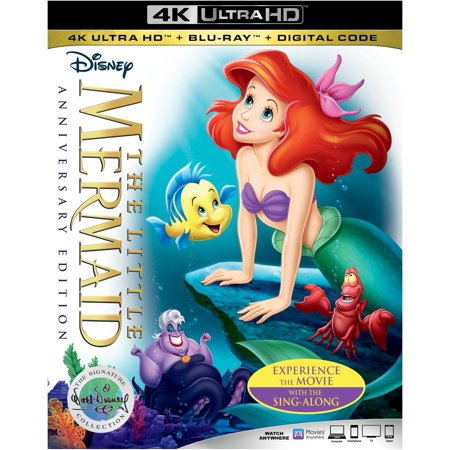 The Little Mermaid (30th Anniversary Signature Collection) (4K Ultra HD + Blu-ray +