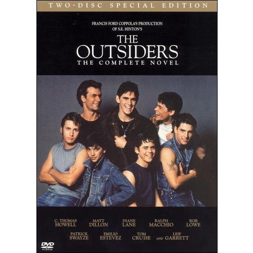 The Outsiders: The Complete Novel (2-Disc Special Edition) (Widescreen)