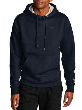 Champion Men's Powerblend Fleece Pullover Hoodie, up to Size 4XL
