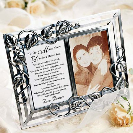 personalized mother keepsake frame - Mother Picture Frame