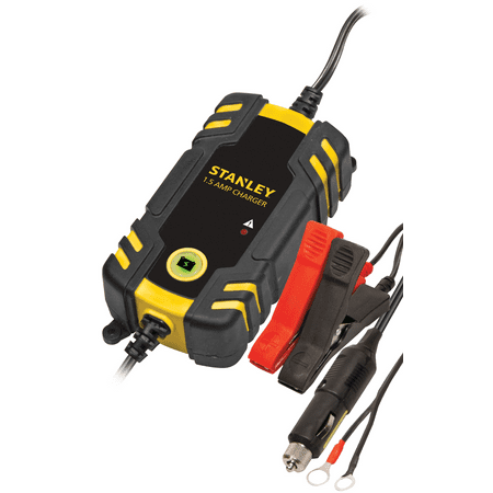 stanley bc  amp battery charger maintainer walmartcom