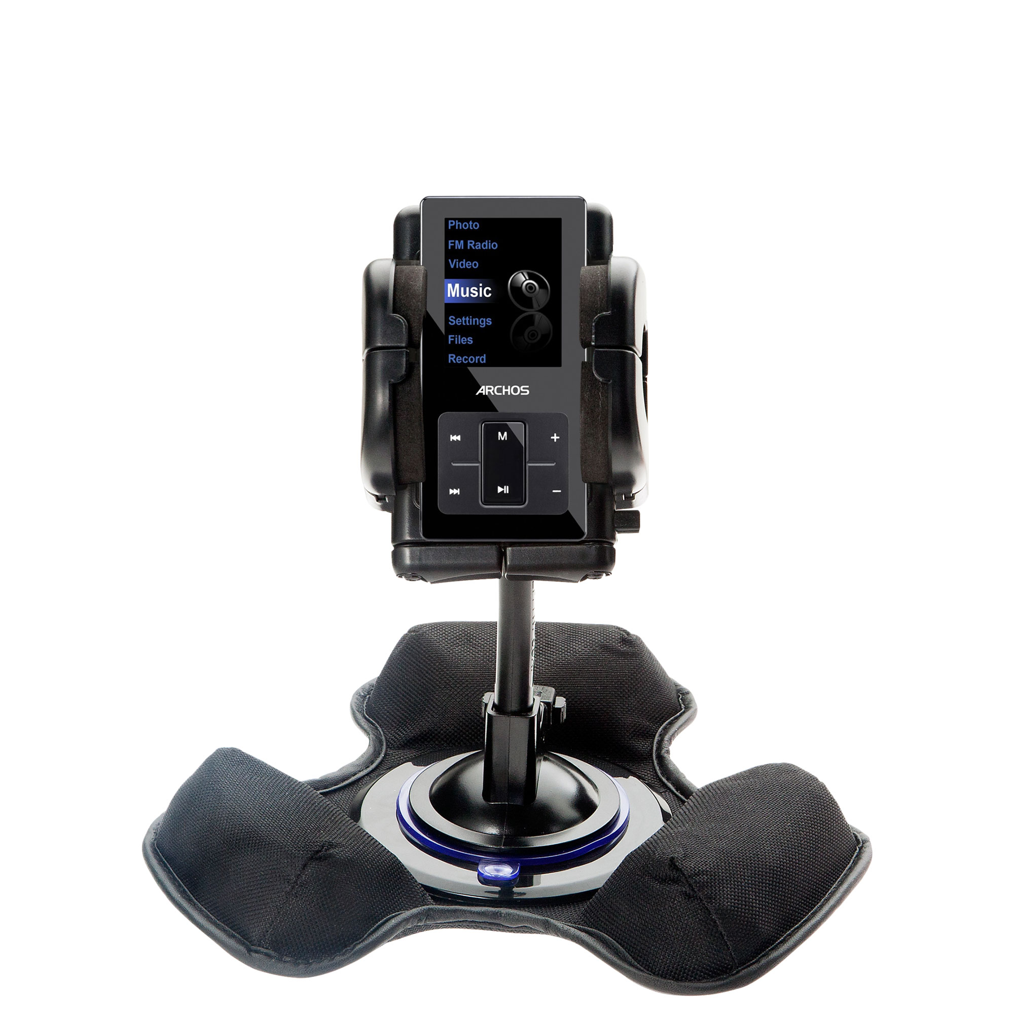 Car   Truck Vehicle Holder Mounting System for Archos 2   3 Includes Unique Flexible Windshield Suction and Universal... by