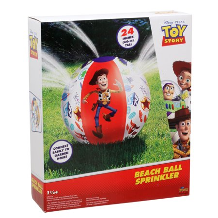 Toy Story 4 Beachball Sprinkler