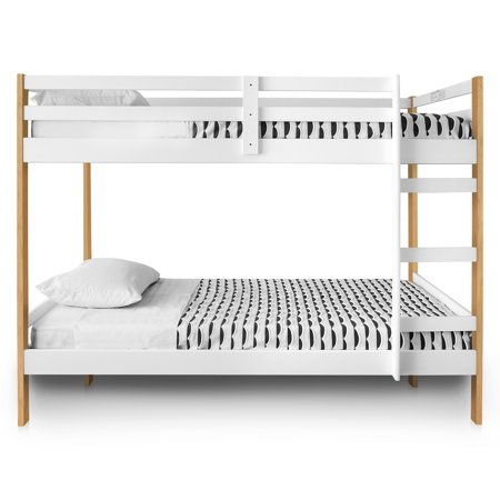 Letto Bunk Bed Multiple Colors Walmartcom