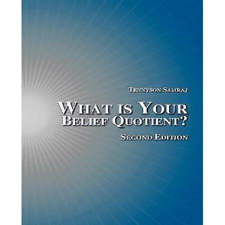 What Is Your Belief Quotient