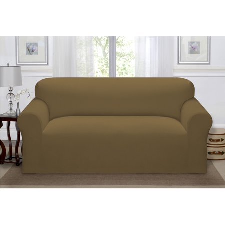 Madison Home Stretch Pique Furniture Slipcover Soft