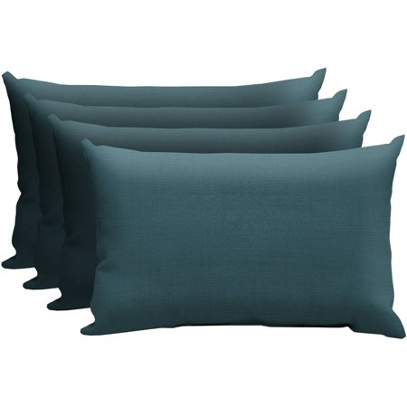 Better homes and gardens outdoor patio lumbar pillow set - Better homes and gardens pillows ...